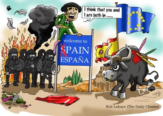 spanish riots