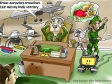 Drones,UAV's and the robowars.