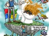 De'poop'ulation.